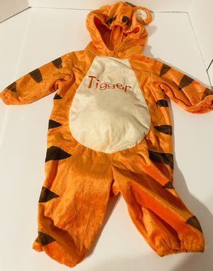 Disney Baby Tigger Costume 8MONTHS for Sale in Fresno, CA