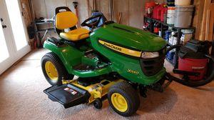 2009 John Deer X540 tracker for Sale in Lynchburg, VA