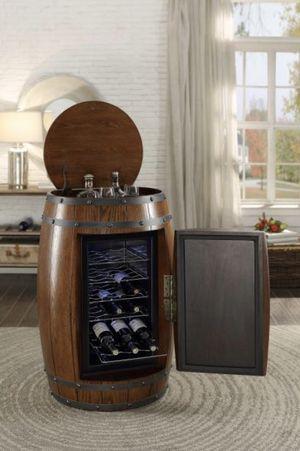 Wine barrels refrigerator for Sale in Dallas, TX