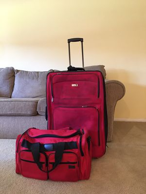 Luggage bag set for Sale in Murrieta, CA