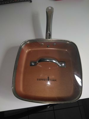 Copper Head Pan and Lid for Sale in Federal Way, WA