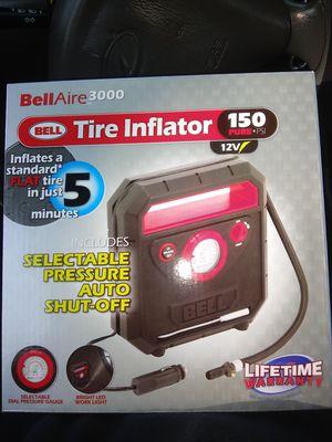 Portable tire inflator for Sale in Salt Lake City, UT