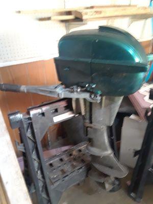 1955 Johnson 5.5 hp tiller handle outboard motor. for Sale in Lockhart, FL