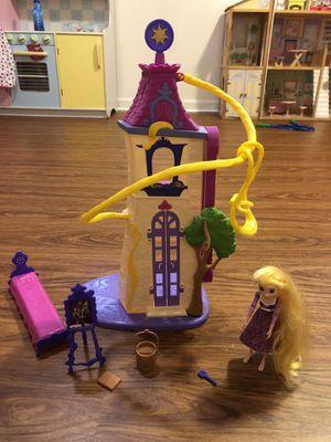 Disney Tangled the Series Swinging Locks Castle for Sale in West McLean, VA