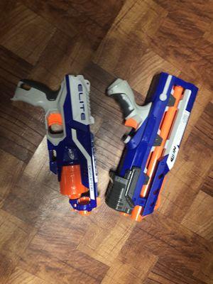 Nerf guns ! for Sale in NJ, US
