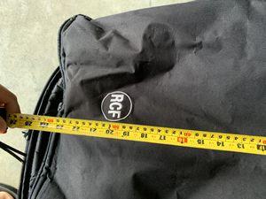 Rcf speaker bag for Sale in Naples, FL