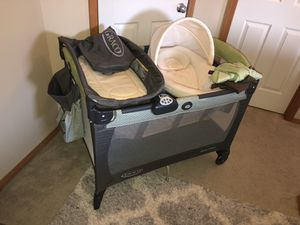 Graco Full system pack n play for Sale in Covington, WA