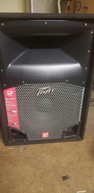 Pair peavey speakers for Sale in Stockton, CA