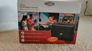 Road Pro 12Volt Portable Stove BRAND NEW for Sale in Pittsburgh, PA