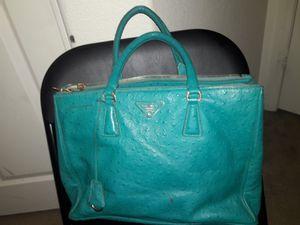 Used Parda saffiano tote for Sale in North Las Vegas, NV