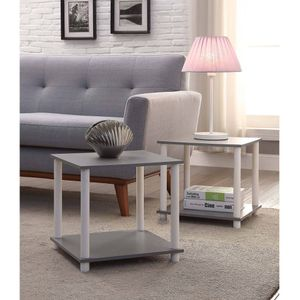 Brand New Contemporary Console Storage End Table for Sale in Dunwoody, GA