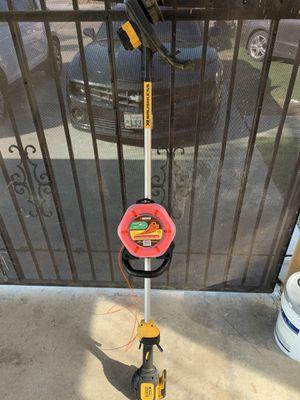 DEWALT 20-Volt Electric Cordless String Trimmer (Tool Only) for Sale in Sanger, CA