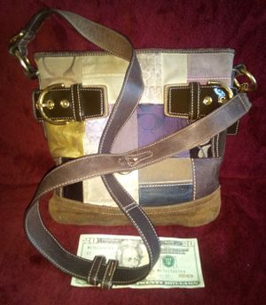 COACH - Hobo shoulder bag - No.H05S-3573 for Sale in Olympia, WA