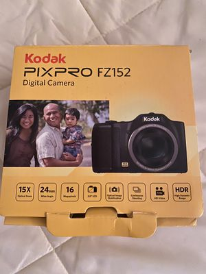 Kodak pixpro camera new never used for Sale in Lake Alfred, FL