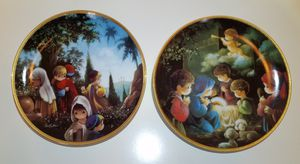 Precious Moments Collectible Plates for Sale in Camas, WA