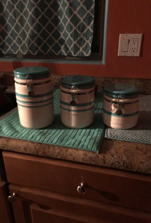 Kitchen canisters for Sale in Phoenix, AZ