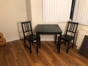 Dining set for two! for Sale in Alexandria, VA