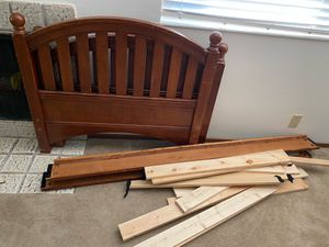 Twin size bed frame for Sale in Richmond, CA