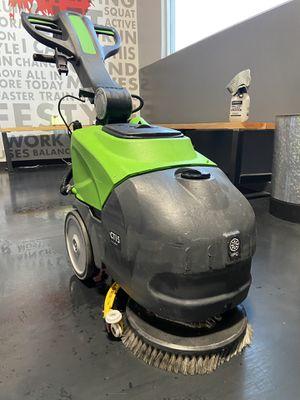 Gansow CT15 floor scrubber for Sale in Henderson, NV