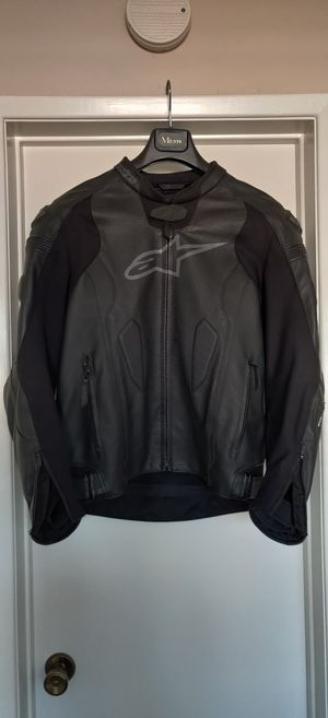 Alpinestars Missile Air motorcycle jacket size 44/54 for Sale in Garden Grove, CA