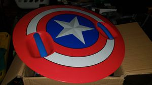 Captain America skateboard 4 wheels for Sale in Fort Worth, TX