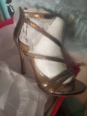 Snake Bronze High Heels for Sale in Fresno, CA