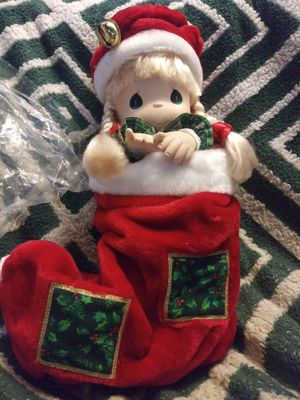 "Precious Moments ""Christmas Eve"" Doll for Sale in Ellicott City, MD"