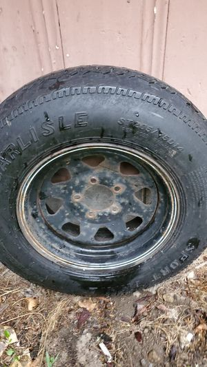 Used tire for trailers for Sale in Renton, WA