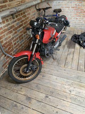 1990 Honda CB125TT No Title Project Bike for Sale in Chicago, IL