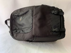 Lowepro Fastpack BP 250 AW II (Black) Camera Bag - Great Condition! for Sale in Midlothian, VA