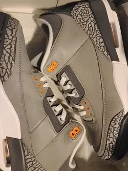Cool Grey Jordan 3 Size 11 for Sale in Arlington,  VA