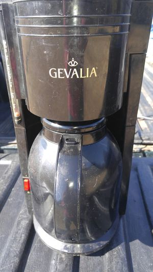 GEVALIA Coffee maker for Sale in Midwest City, OK