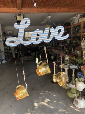 Windchimes Handcrafted Repurposed for Sale in Pleasant Hill, CA