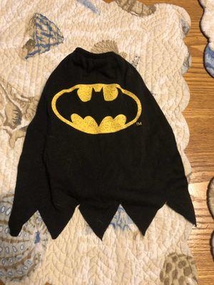 Batman Pet dog Halloween costume small for Sale in Virginia Beach, VA