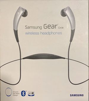 Samsung Gear Circle Wireless Headphones for Sale in Tacoma, WA