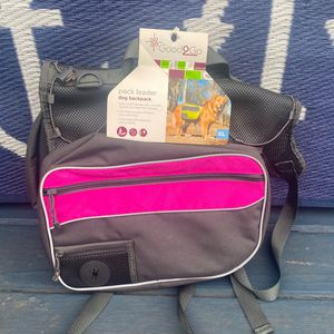 Good2Go Pack Leader Dog Backpack for Sale in Fairfax, VA