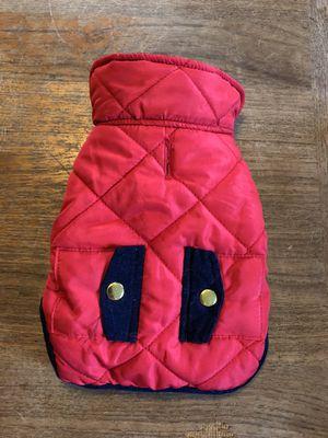 Pet jacket size xxs for Sale in Everett, WA