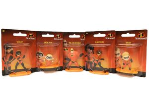 Mattel Disney Pixar The Incredibles Family Action Figures for Sale in Salinas, CA