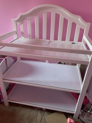 Baby changing table for Sale in Bowie, MD