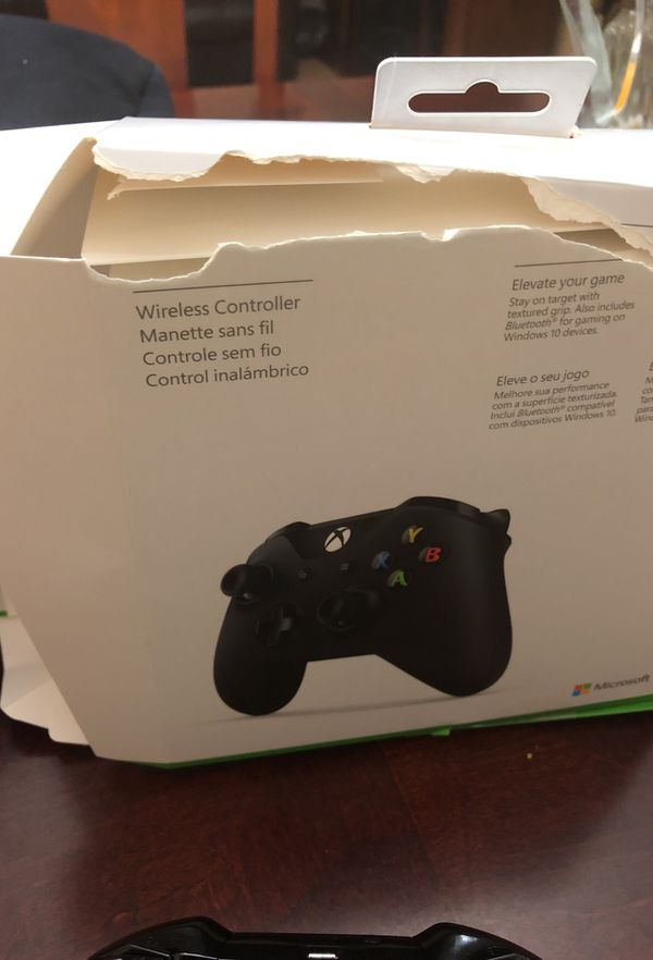 Brand new Xbox controller