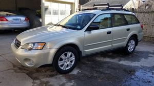 2005 subaru outback awd auto 135k runs great for Sale in Fairfield, CT