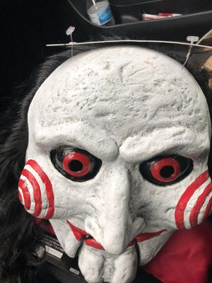 Brand new SAW mask by Trick Or Treat Studios for Sale in Chicago, IL