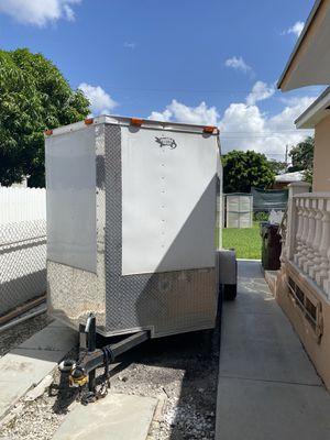 Utility trailer 6x12 for Sale in Hialeah, FL