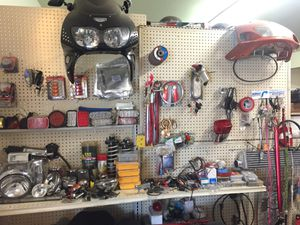 Motorcycle parts all makes and models for Sale in Woodburn, OR