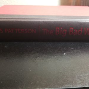 """James Patterson """"The Big Bad Wolf"""" for Sale in Naples, FL"""