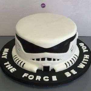 Storm Trooper Cake For Sale In Queens NY