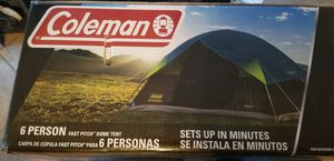 6 person tent for Sale in Apache Junction, AZ