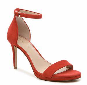 Essex Lane Red Sandal Heels for Sale in Glendale, CA