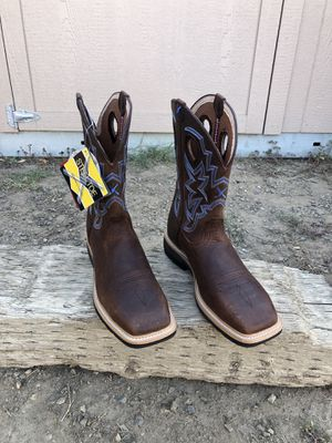 Twisted X Steel Toe Work Boots Size 10.5 EE for Sale in Fresno, CA