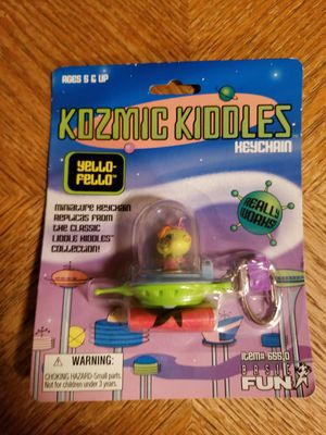 """Liddle Kiddle Kozmic Kiddle """"Yello Fello"""" Keychain for Sale in Melrose Park, IL"""